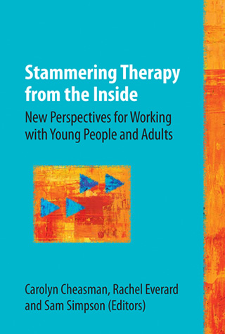 Book cover of Stammering Therapy from the Inside