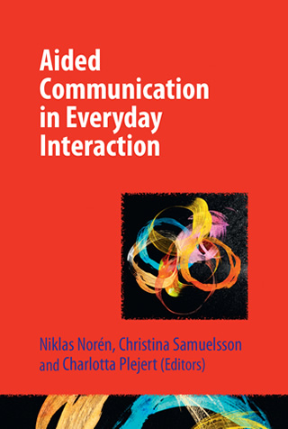 Book cover of Aided Communication in Everyday Interaction